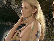 Alexandra Delli Colli in Zombie Holocaust