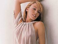 Kylie Minogue sexy and see through pictures