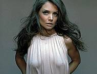 Katie Holmes 2 series including see through