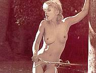 Madonna sexy clothed and early nude pictures
